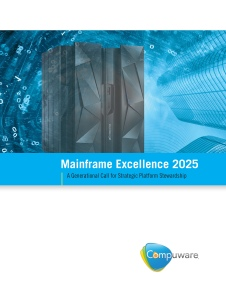 compuware MainframeExcellence2025_cover