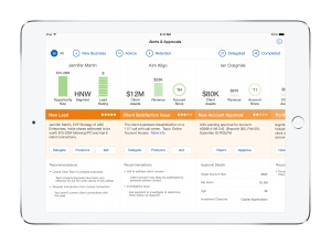 ibm ios financial app