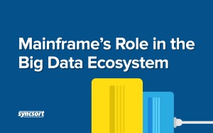 synsort mainframes Role Big Data Ecosystem